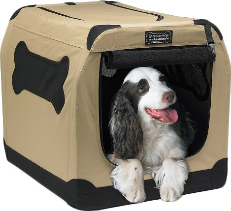 hunting dog crate for truck bed